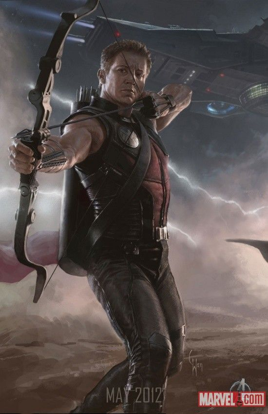 Hawkeye: Art Illustrations, Concept Art, Comic Books, Jeremy Renner, Art Posters, Heroes Art, Hawkeye, Superhero, The Avengers