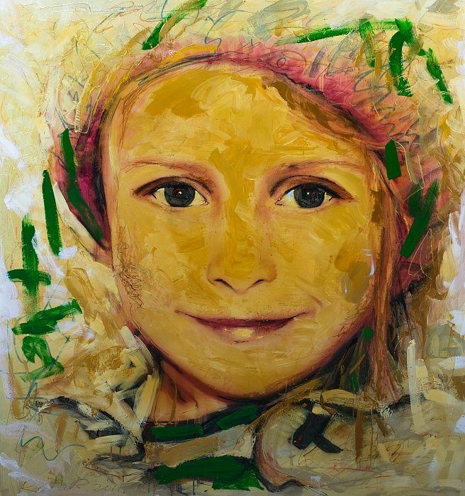 Mashenka 2 Painting Portrait Painting Buy Original Art