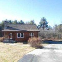 Foreclosure - Ferin Rd. Ashburnham, MA. 3BD/1BA. $199,000