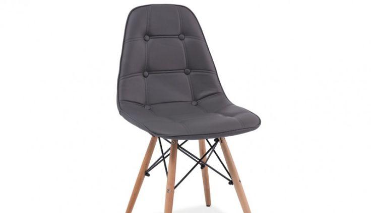 Nowoczesna forma wykonana z ekoskóry. Prezentujemy krzesło Axel dostępne w trzech wersjach kolorystycznych: białej, szarej oraz czarnej. http://www.mega-meble.pl/produkt- Krzeslo_Axel-2365