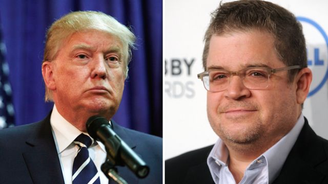Patton Oswalt finds deceased wife's note about Trump