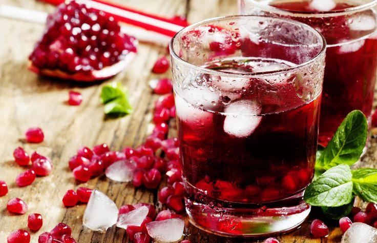 Gli effetti miracolosi del succo di melograno