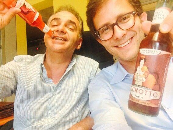 Nasza loco loco familia italiana upojona drinkami bez alkocholu!!! W pełni naturalne napoje Polara wkrótce dostępne tylko w Primo Piatto! :)