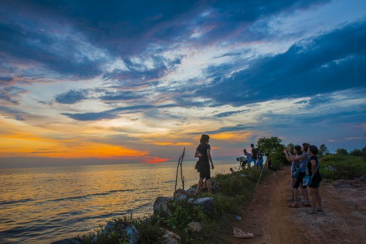 Pantai Redang, Sekinchan by eddylowck