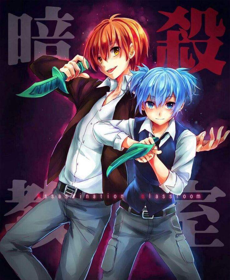 Ansatsu Kyoushitsu Karma Anime in 2020 Assassination