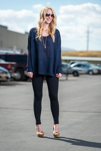 Comfortably Yours Sweater- The perfect everyday oversized sweaters for Fall. Comes in 5 colors. $34 with Always Free Shipping. Click the picture to purchase. www.sexymodest.com #modestshoppin #sexymodest #fallfashion #fashionblog