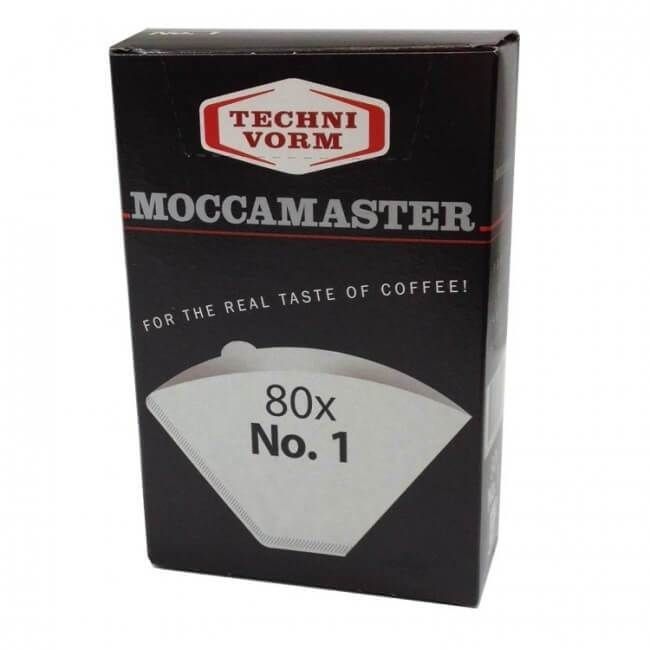 The Classic From Moccamaster features a heavy duty copper boiler that maintains a constant 90 - 95 degrees Celsius. This temperature range is one of the keys to balanced coffee brewing. There are also two temperature settings for the post-brew warming plate that will keep your coffee hot for up to 40 minutes.