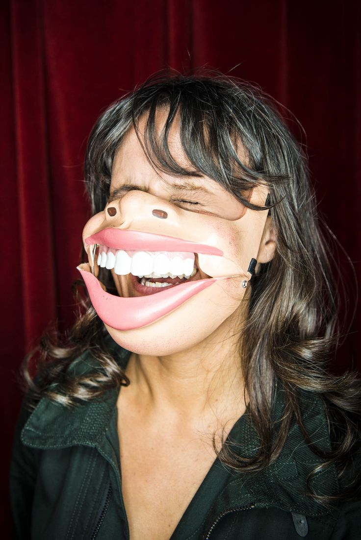 Nina Conti: In Your Face. Friday 6 November. http://www.dorkinghalls.co.uk/index.cfm?articleid=10757&eventid=16739
