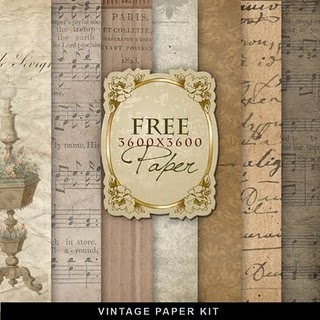Some lovely scrapbooking papers to download