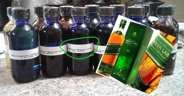 Review #7: Johnnie Walker Green Label http://ift.tt/2BBnALc