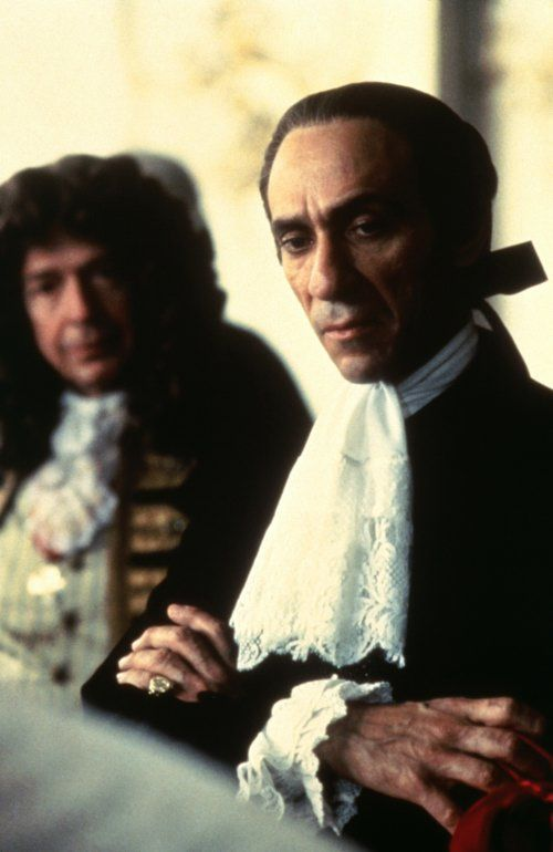 "F. Murray Abraham as Antonio Salieri in ""Amadeus"" (1984).  Breathtaking performance."
