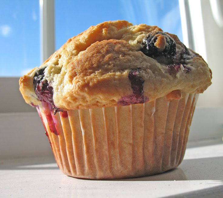 Muffins To Gladden The Heart