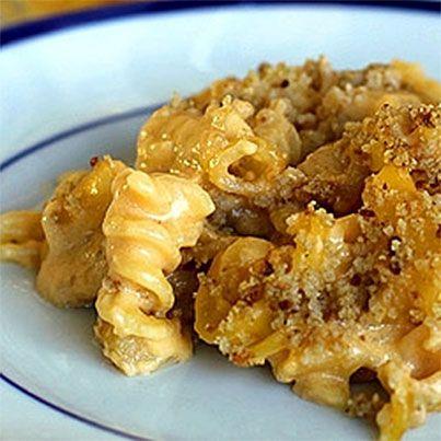 Gluten-Free Baked Mac And Cheese   Gluten Free Pasta   Pinterest