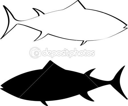 24 best Tuna images on Pinterest   Silhouette, Tuna and ...