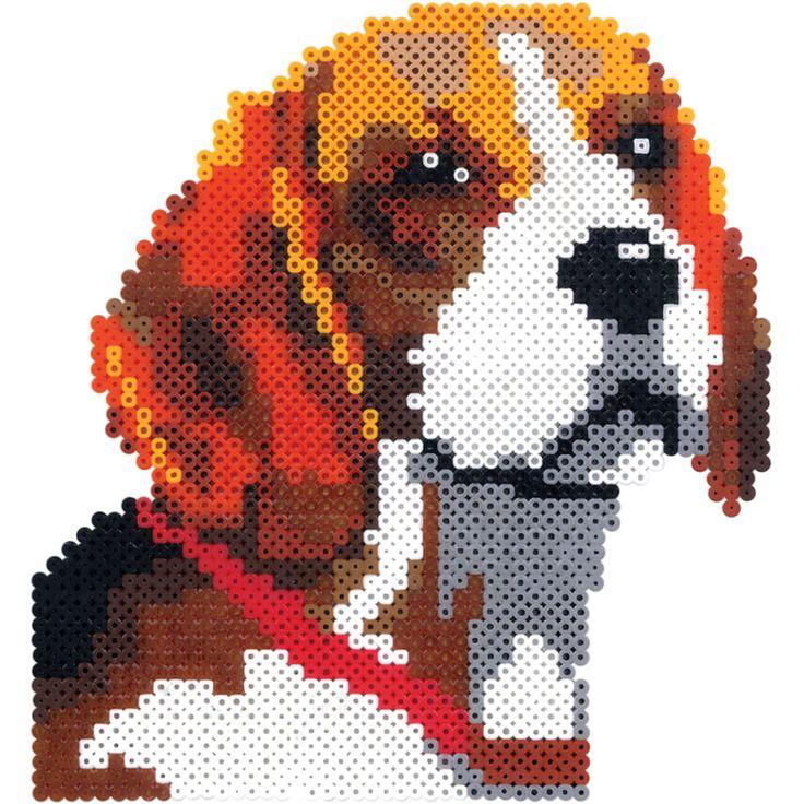Beagle   Perler Beads