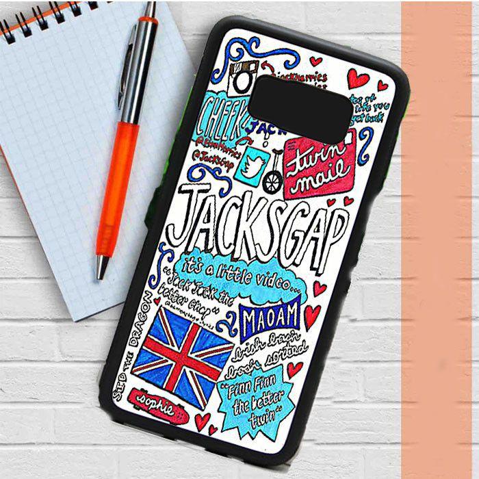 Jacksgap Cover Samsung Galaxy S8 Plus Case Dewantary