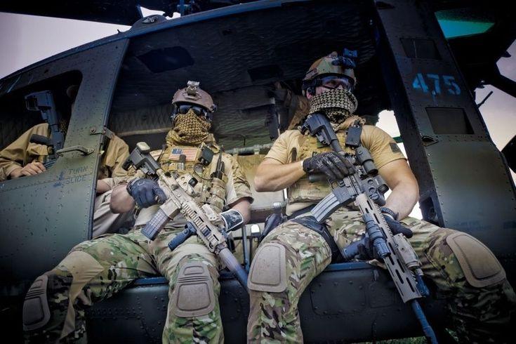 Découvrez les uniformes des forces spéciales de 30 pays à travers le monde entier - page 5