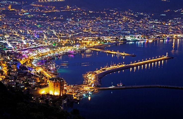 Alanya - Antalya, Turkey http://www.turkish-property-world.com/alanya-guide-turkey.php