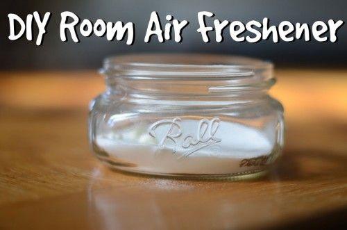 DIY Room air freshener