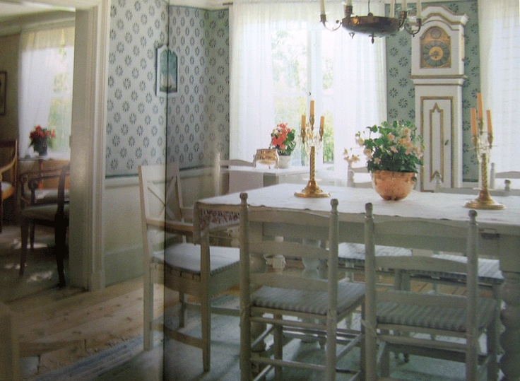 87 Best Images About Swedish Dining Rooms On Pinterest