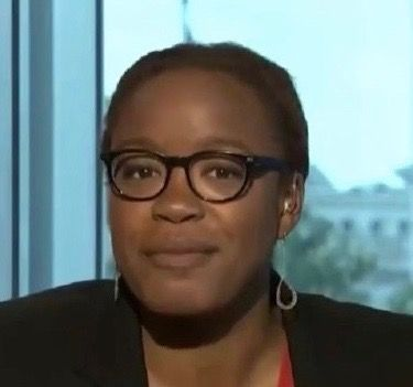Watch Heather McGhee Answer a Caller Who Genuinely Asked Her How He Can Stop…