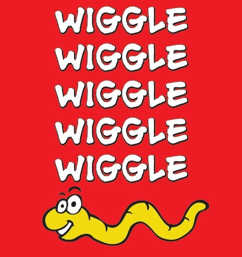 17 Best Images About One Derful Wiggle Worms On Pinterest