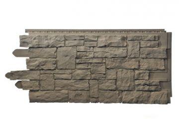 Vinyl Siding Styles Stacked Stone | ... Manufacturing - Specialty Sidings - Stacked Stone - Vinyl Siding