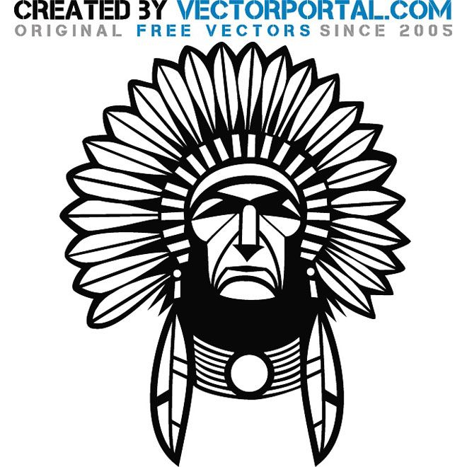 Superior Indian Chief Head #8: Indian Chief