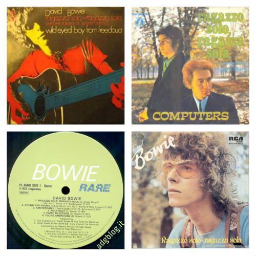 """Italiano con le canzoni: """"Ragazzo solo, ragazza sola"""" di David Bowie"""