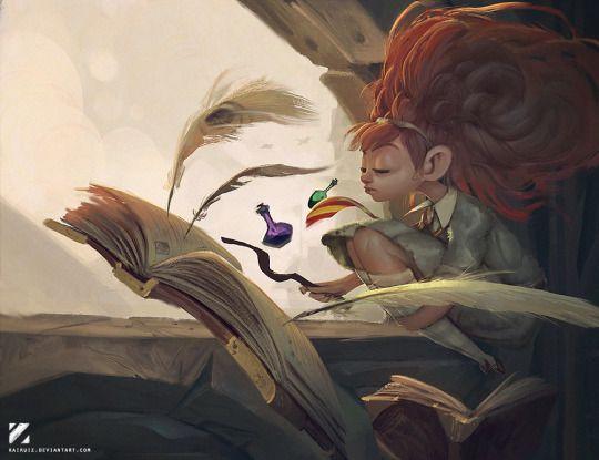 Hermione by Carlos Nuñez Ruiz