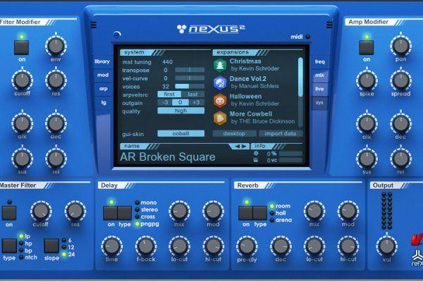 download nexus vst plugin for fl studio 12