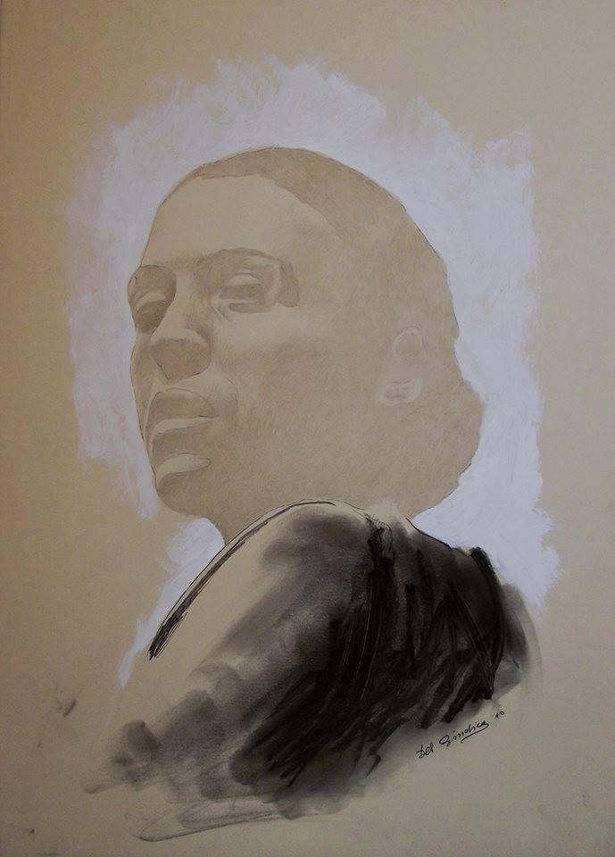 Amedeo Del Giudice - ritratto