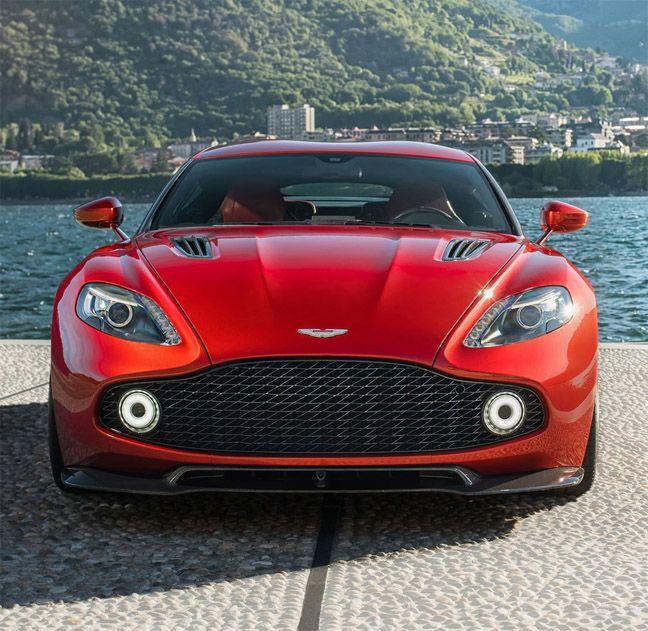 Aston Martin Vanquish Zagato : Irrésistible !  Plus de découvertes sur Le Blog des Tendances.fr #tendance #voiture #bateau #blogueur