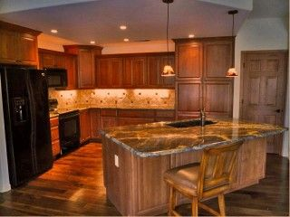 Remodeled kitchen redecorating ideas pinterest the o for Redecorating kitchen ideas