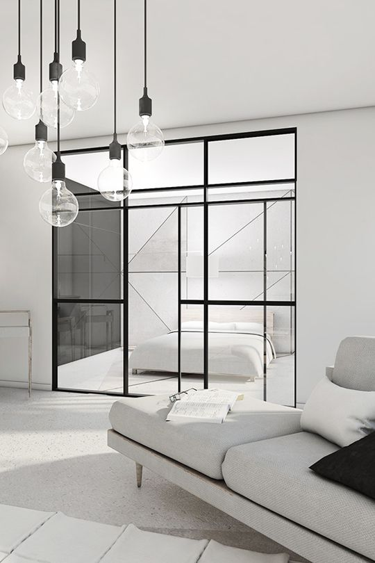 White Light   Scandinavian Interior Design   #scandinavian #interior.  Minimalist ...
