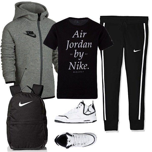Outfit bambini Total Nike. Stile Bimba (3 5 anni