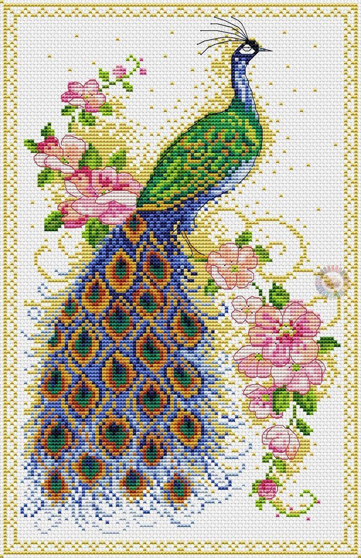 Resultado de imagem para cross stitch napkin , pinterest