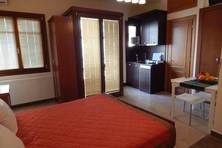 Δείτε αυτήν την υπέροχη καταχώρηση στην Airbnb: Kripis Studio Thessaloniki No3 - Διαμερίσματα προς ενοικίαση στην/στο Θεσσαλονίκη