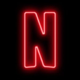 neon Netflix logo   Wallpaper iphone neon, App icon, Ios ...