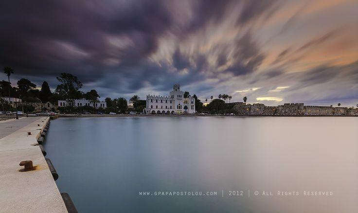 Kos island sunset by George Papapostolou on 500px