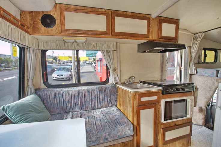 Sunrader Interior Google Search Tiny House On Wheels