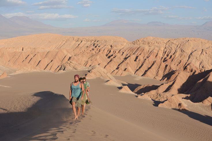 Valle de la Muerte, Atacama, Chile  Kuolemanlaakson maisemat ovat suoraan Marsista.  http://www.exploras.net/uudet-tekstit/#/10-ikkunaa-atacamaan-chileen/