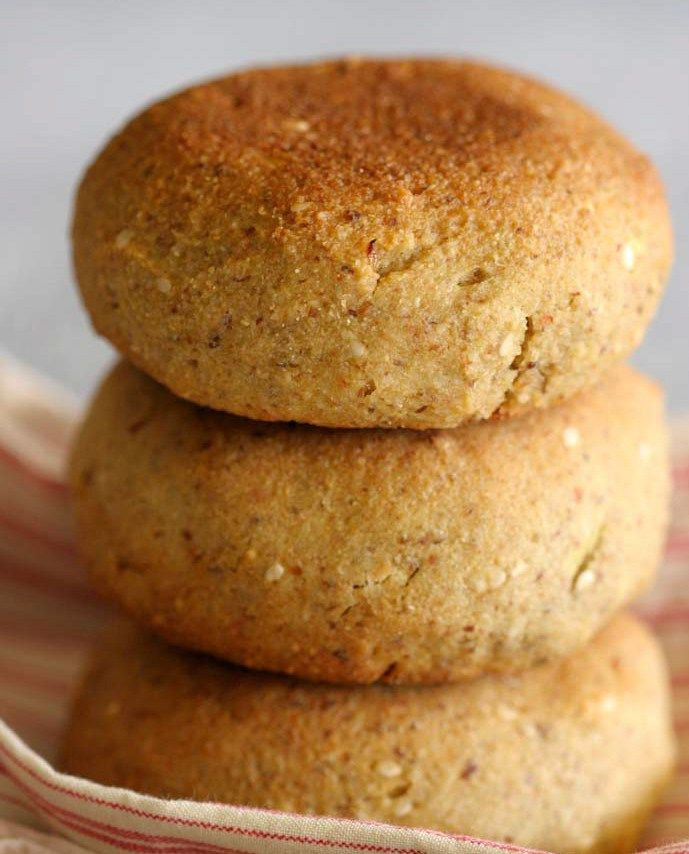 Seriously, these healthy flourless buns are about to change your life—for good! Get the recipe on spryliving.com