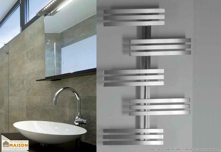 Sèche-Serviettes Electrique Design Magma