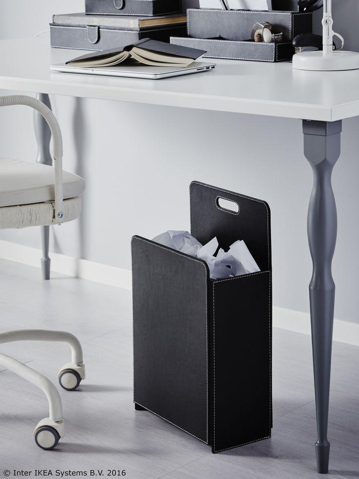 die besten 25 ikea papierkorb ideen auf pinterest diy. Black Bedroom Furniture Sets. Home Design Ideas
