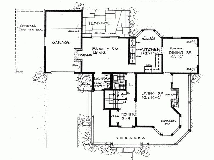 Best Fascinating Victorian House Plans Check Out The Tower And 640 x 480