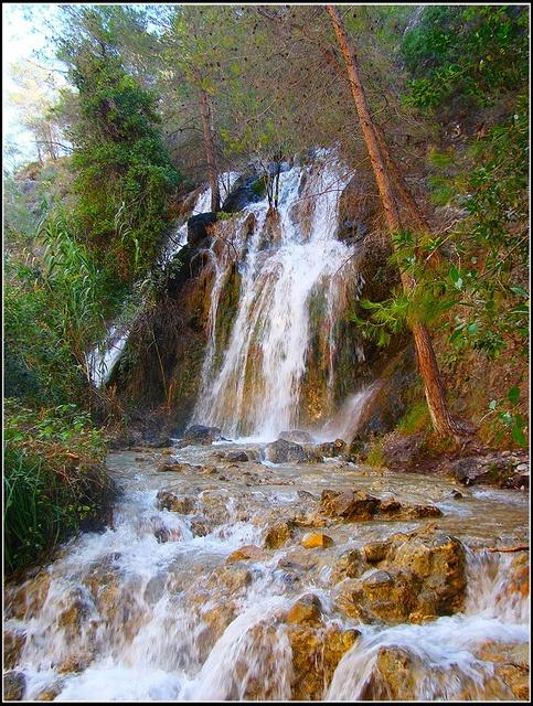 Cahorros del Río Chillar (6) by Jose Carlos DS, via Flickr