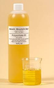Polysorbate 80 - a risky vaccine ingredient not talked about much