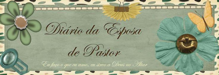 Diário da Esposa de Pastor