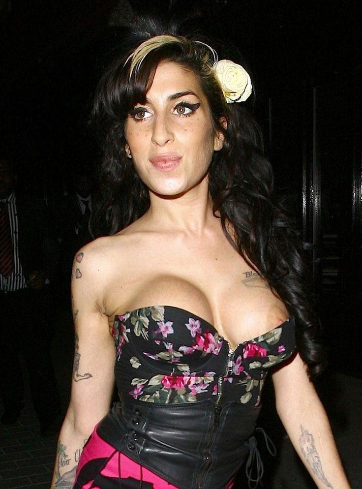 HOT HUT: Amy Winehouse hot and sexy